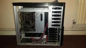 Coolermaster atcs 840 black giant computer case