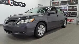 2007 Toyota Camry XLE + CUIR + TOIT OUVRANT