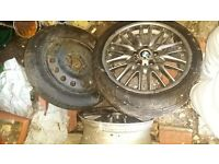BMW 320/ M3 RIM and Spare w.tyres