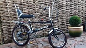 raleigh chopper MK2 PRISMATIC 1978