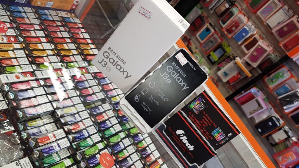 Samsung galaxy j3 new boxed, unlocked