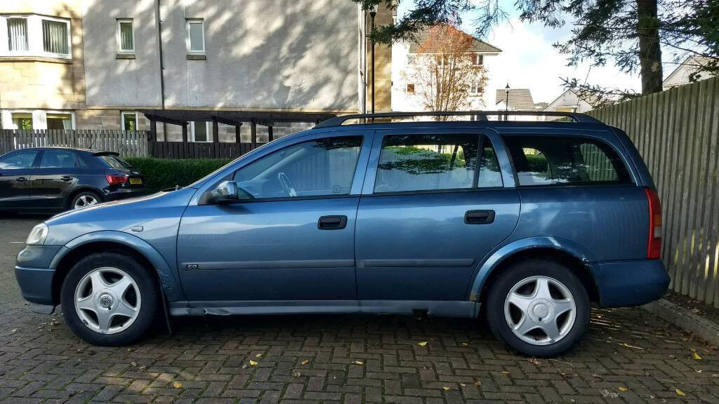 VAUXHALL ASTRA 2.0 DIESEL AUTO ESTATE - 46K MILES / 1 OWNER / 18 STAMPS / AUTOMATIC