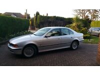 BMW 5 Series 2.0 520i SE 4dr. LOW MILAGE 65K. 1 Previous Owner. FULL LEATHER. FULL SERVICE HISTORY.