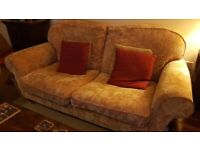 Quality Sofa & 2 armchairs