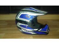 motocross helmet crosser kx60 yamaha dt