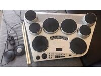 Yamaha DD-65 Digital Electronic Drum Kit with Pedals