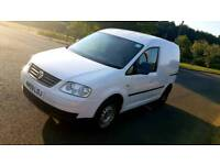 2010 Vw Caddy 1.9 Turbo Diesel Year mot Immaculate £2150 rav4 caravan ford transit px wel
