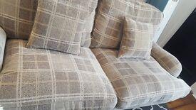 Parker knoll sofa and armchair