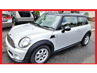(£0 Tax 33800 Miles) -- 2013 Mini Hatch 1.6 TD Cooper D (Chili) - DIESEL Cheap on Fuel - Mini Cooper