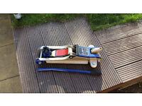 LIFTMASTER 2 Ton Low Profile 80MM Hydraulic Trolley Car Jack