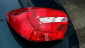 Mercedes w176 A class tail light