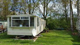 Static Caravan at Emberton Country Park, Olney