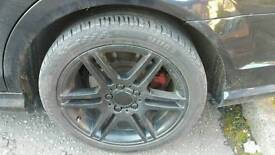 """Mercedes Benz C220 Amg 17"""" Alloys"""