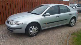 Price drop. 2004 renault laguna 1.9 DCI