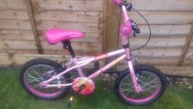 Pink Apollo Girls Bicycle for Sale £20