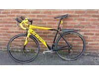 Carrera TDF LTD Road Pro Mens Road Racing Bike in Immaculate condition £220 ONO