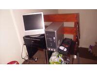 Full computer set up