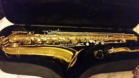 Tenor Saxophone made in USA