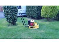 AMMANN APF1240 SINGLE DIRECTIONAL VIBRATORY PLATE WACKER COMPACTION