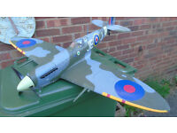 RC SPITFIRE READY TO FLY - COMPLETE