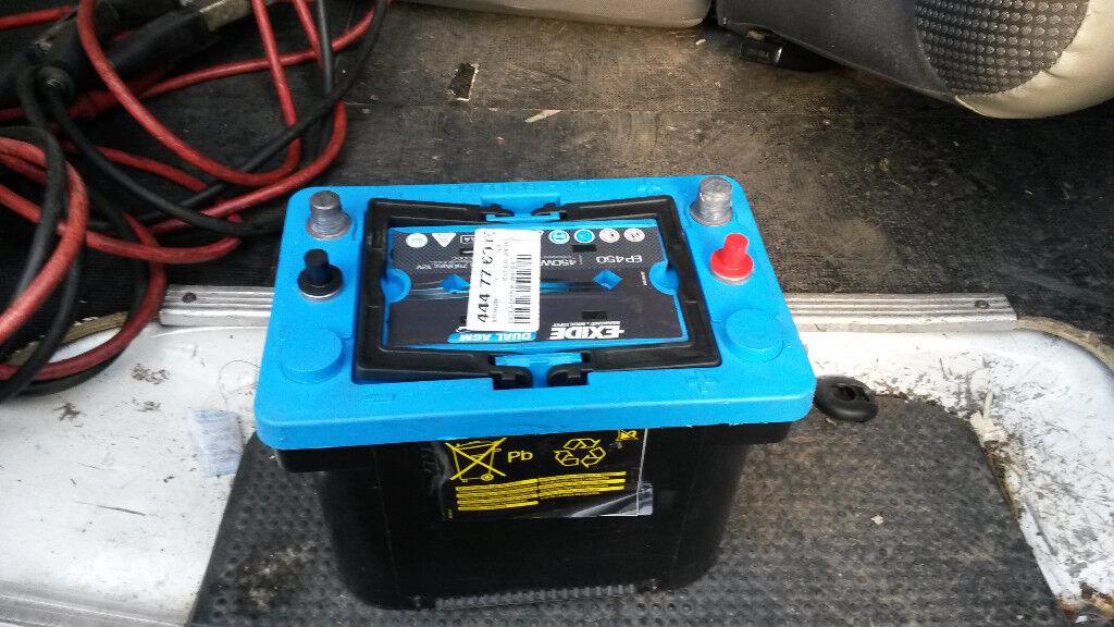Sel Car Battery For Pt Cruiser Gel