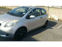 Toyota yaris t2 1 litre manual 2007