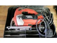 jigsaw black &decker