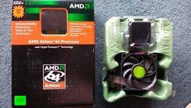 Heatsink for AMD Athlon 64 Processor - Socket 939. Unused and boxed. £4.