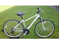 LADIES CARRERA CROSSFIRE HYBRID BIKE * FULLY SERVICED / SUPERB CONDITION *