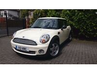 MINI ONE 2010 low mileage and full BMW Service History