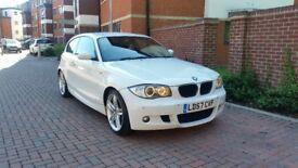 BMW 1 Series 118d M Sport 2.0 Diesel 3dr, 12 Month Mot, Full Service History