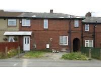 3 bed refurbished house in Middleton LS10