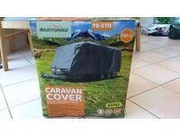 Caravan cover - new and unused