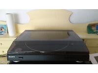 Sony USB Turntable: PS-LX300USB