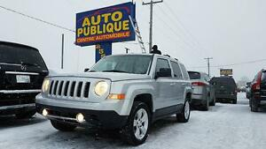 JEEP PATRIOT 2012 / AWD/ CUIR/ TOIT