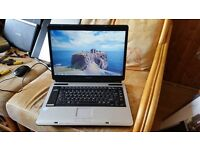 Toshiba equium a100 windows 7 250g hard drive 2g memory wifi dvd drive charger