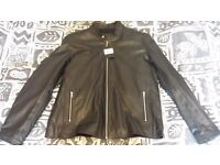ASOS Brand New Real Leather Jacket, £40 ono