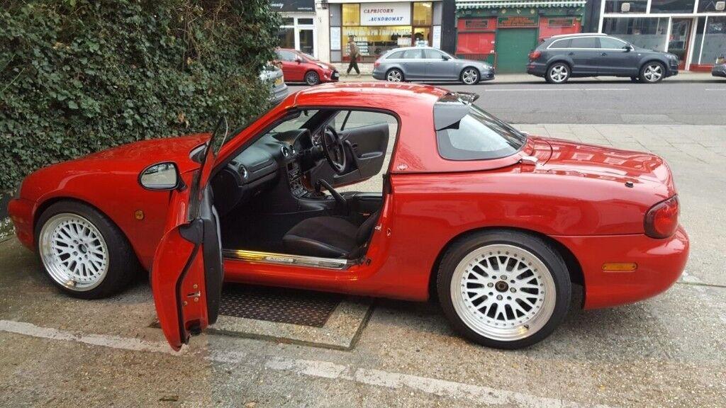 Mazda mx5 mx-5 isola ltd ( toyota mr2 honda s2000 audi tt bmw z3 z4 nissan  drift civic convertible ) | in Bournemouth, Dorset | Gumtree