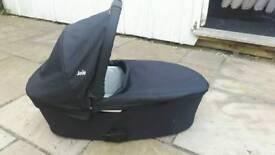 JOIE Carry cot Black