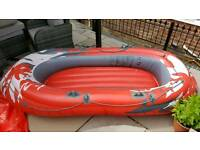 3 man Inflatable dinghy