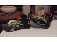 Nike LeBron James Basketball Shoes Size 5.5