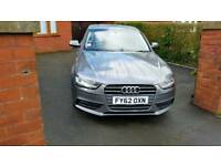 Audi A4 SE TDI, 62 plate, 25000 genuine miles with FSH