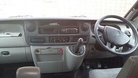 Camper Van. Custom built professional conversion. Full service history. 10 Months MOT. 3 Berth.