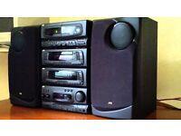 Awsome JVC XT-MXG9 Adagio full Mini System