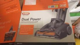 Vax Dual Power Carpet Cleaner washer! Excellent condition! Rarely used