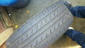 Vw alloys in great condition