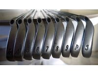 Full set , 3 to Sand Callaway Big Bertha, X.12 Irons, RCH 96 Regular Flex Shaft