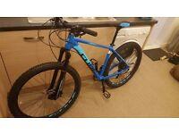 Cube ltd race mountain bike