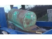 Water bowser 250 gallon £375