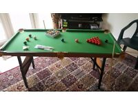 Table Pool In Bedfordshire Pool Snooker For Sale Gumtree - Used mini pool table